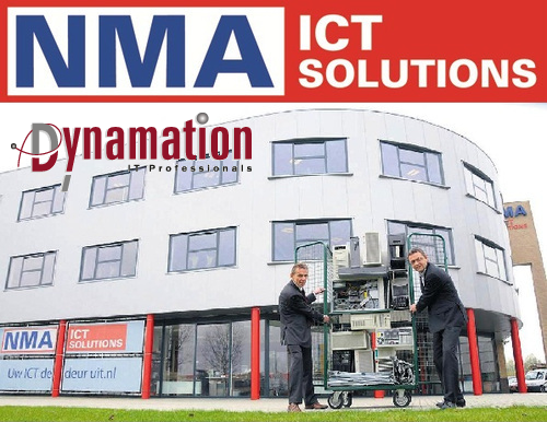 Overname van Dynamation IT Professionals in NMA-ICT Solutions